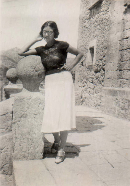 Mujer – 1937