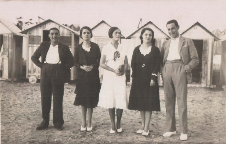 Amigos (Can Pere Antoni) 1932