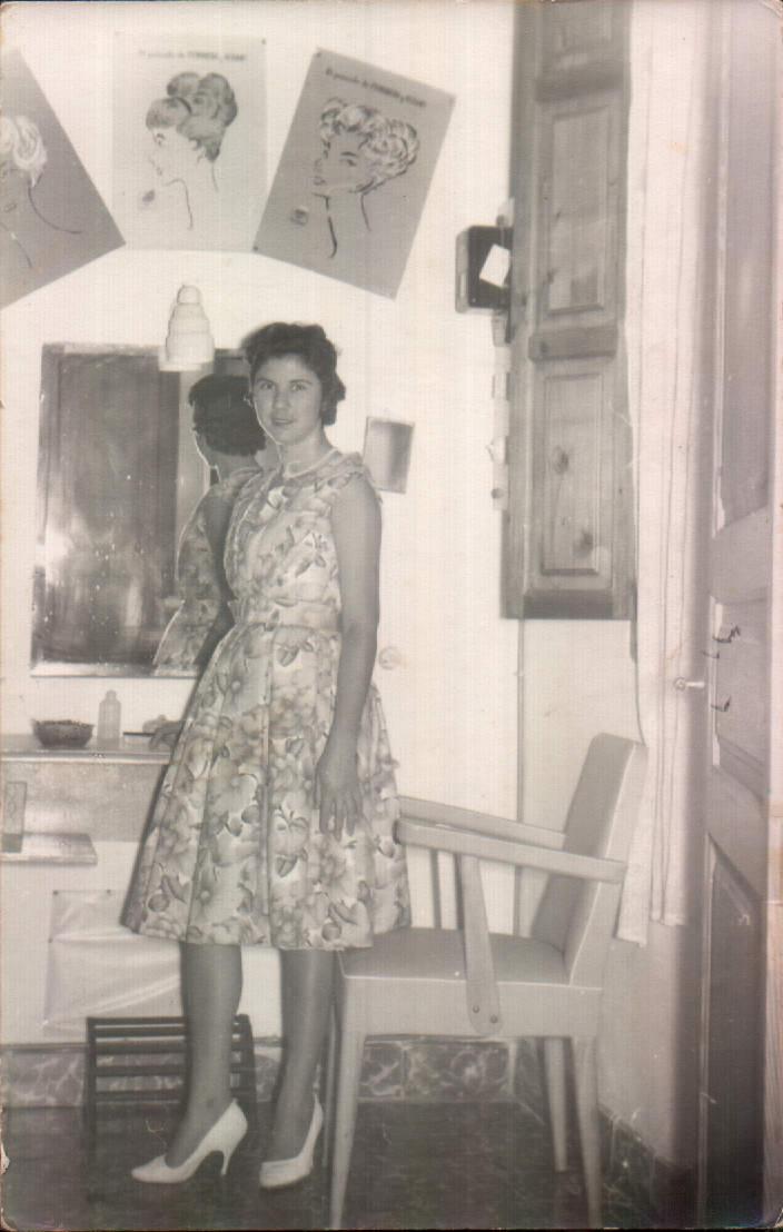 Sa meva sogra – 1958