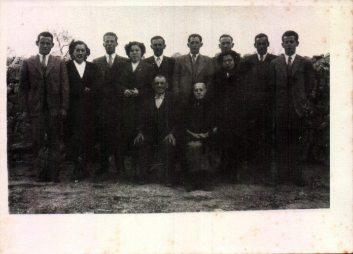 GERMANS CA S´AMITGER - 1940