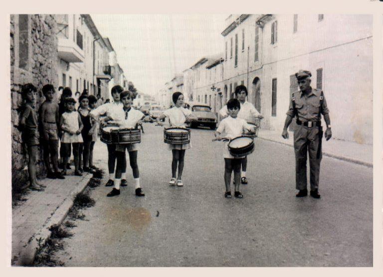 La banda – 1968