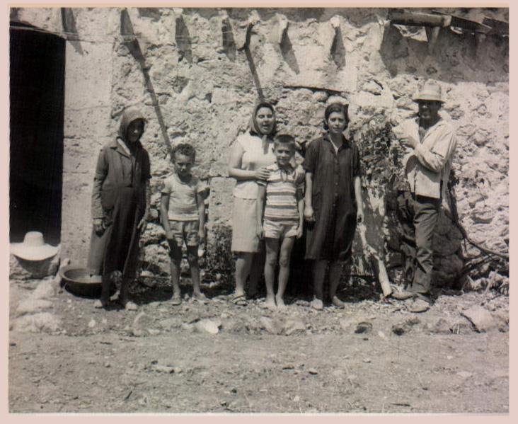 Foto familiar – 1940