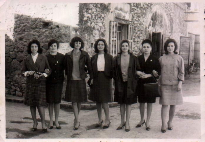 AMIGAS - 1954