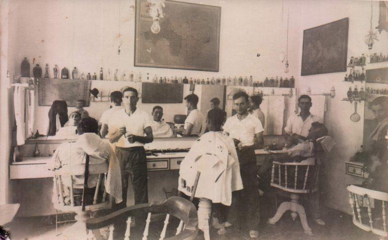 Barbería – 1922
