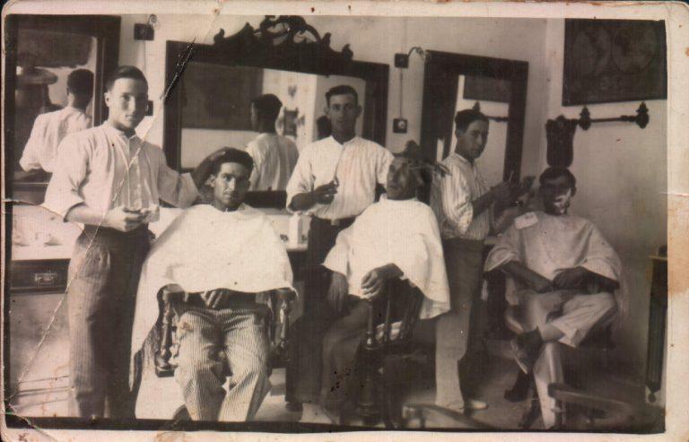 Barbería – 1917