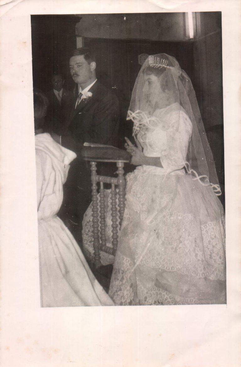 Boda de mis abuelos – 1965