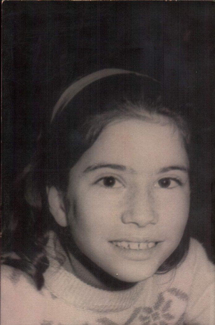 MI MAMA A LOS ONCE AÑOS - 1981