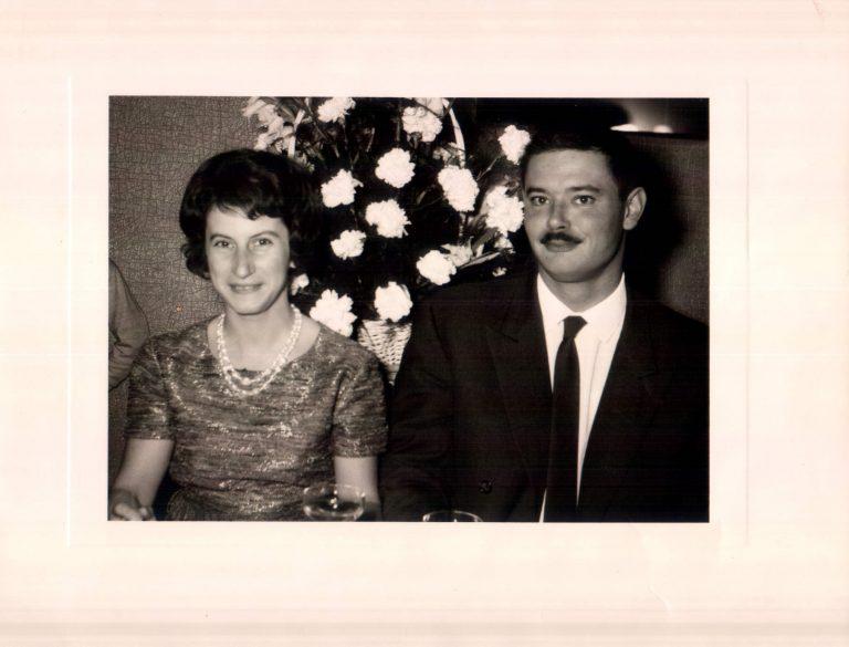 Mis abuelitos de celebración – 1966