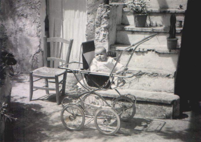 BEBE EN CARRITO - 1963