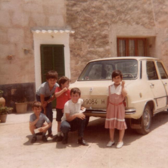 Niños con coche – 1978