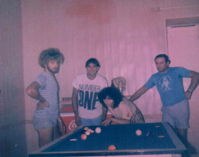 JUGANT A BILLAR - 1979