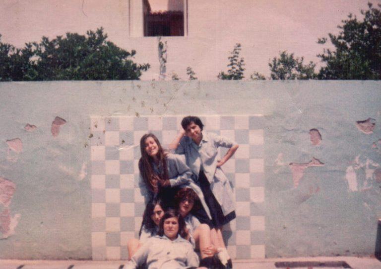 Grup d´amics (Sant Jordi) 1977