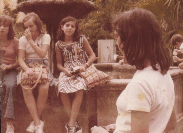 Grup d´amics (Sant Jordi) 1970