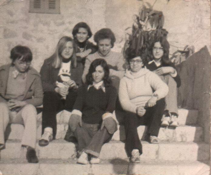 Grup d´amics (Sant Jordi) 1968