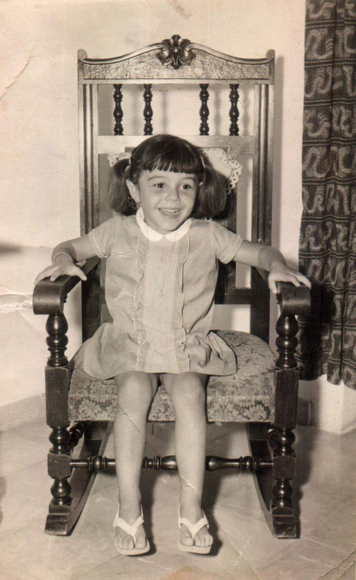 NINA A UN BALANCI - 1968
