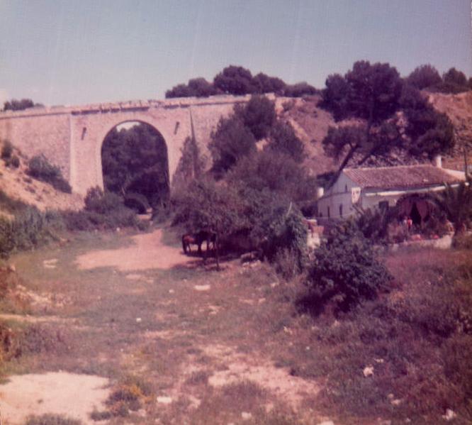 PUENTE DEL TORRENTE - 1979