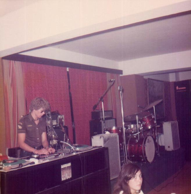 Sala de fiestas Barceló Pueblo Park (S'Arenal) 1979