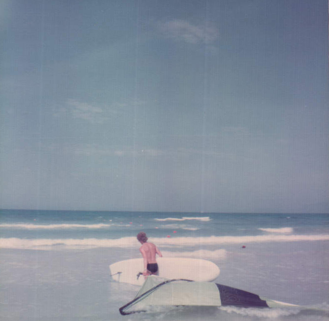 Escuela de windsurf (S'Arenal) 1979