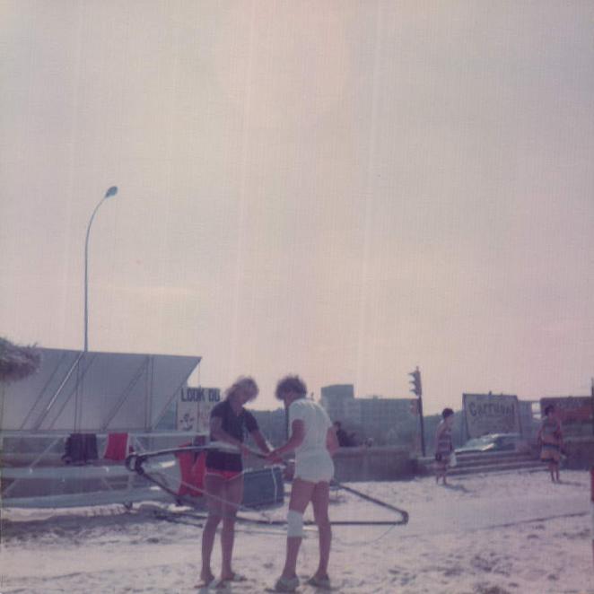 ESCUELA WIND SURF (PLAYA DE PALMA) - 1979