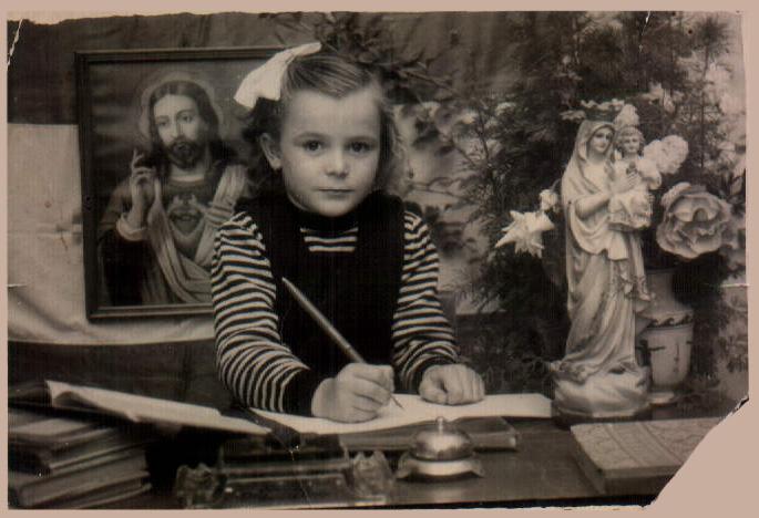 Estudiando – 1949