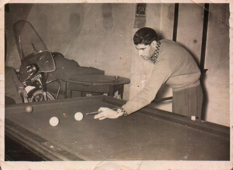 Billar – 1958