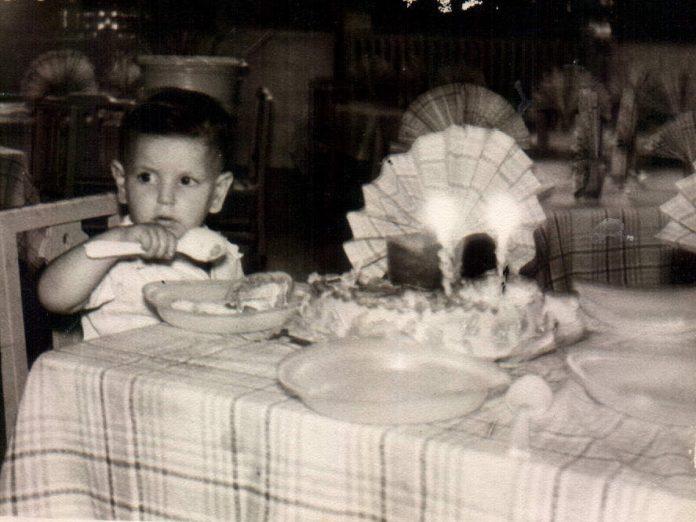 CUMPLEAÑOS - 1961