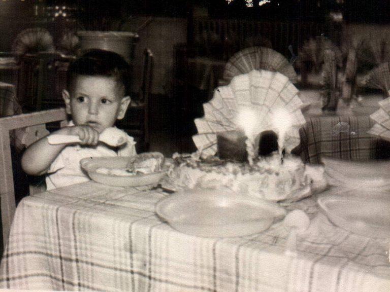 Cumpleaños – 1961