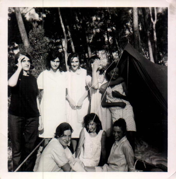 CAMPAMENTO ALCUDIA - 1967