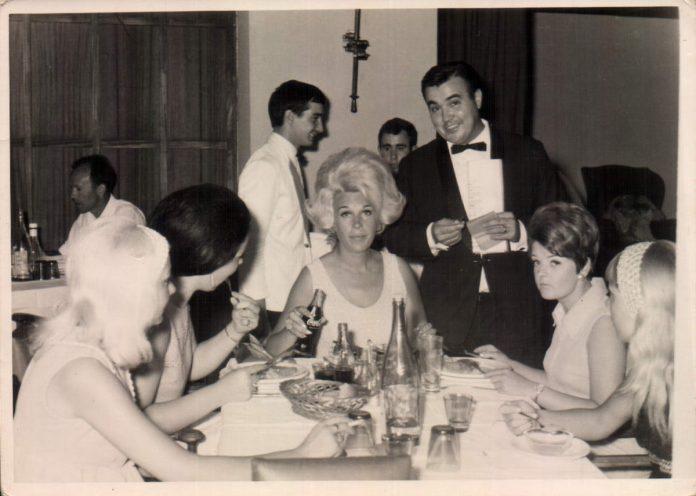HOTEL CASTELL DE MAR - 1968