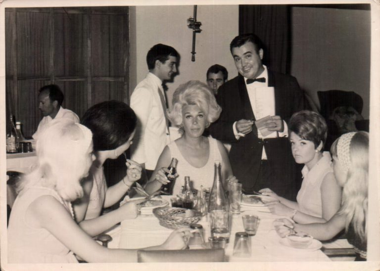 Hotel Castell de Mar (Cala Millor) 1968