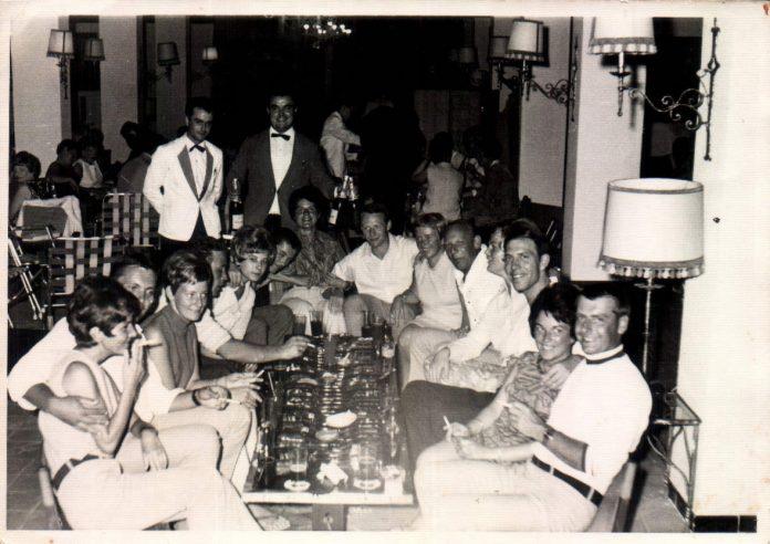 HOTEL CASTELL DE MAR - 1967