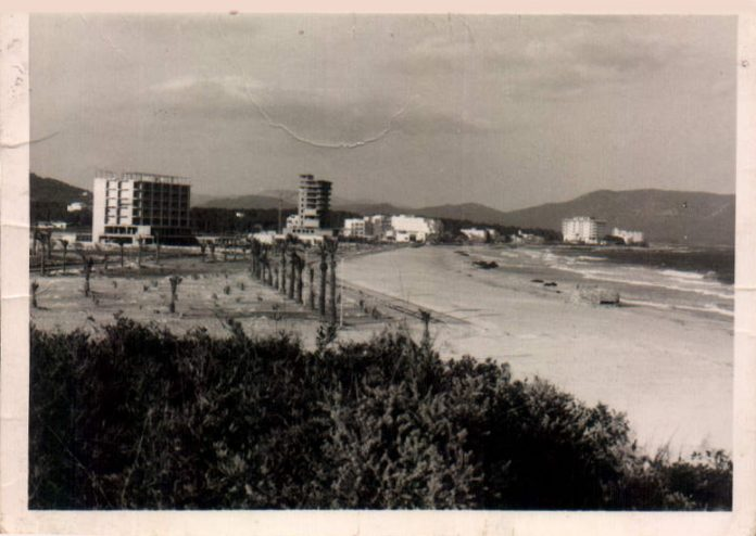 PLATJA CALA MILLOR - 1960