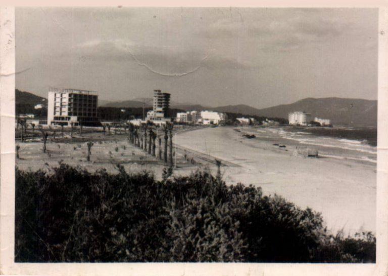 Platja Cala Millor – 1960