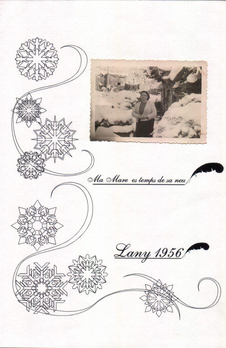 Familiar – 1956